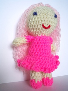 Crochet Pattern Amigurumi Doll Ravelry