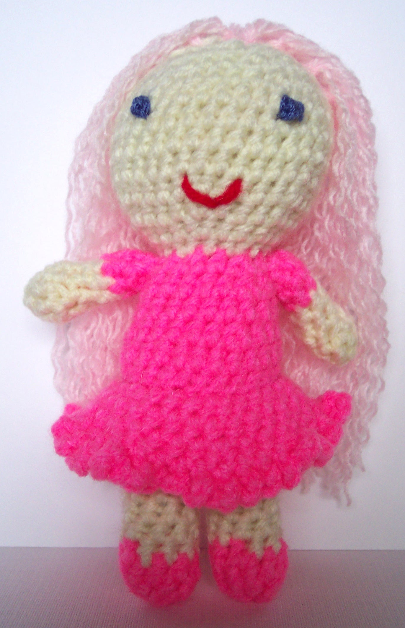 Strawberry shortcake amigurumi - Crochet Amigurumi Doll