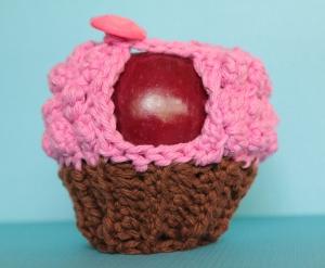 crochet apple sweater